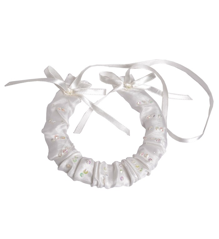 Carrie bridal horseshoe
