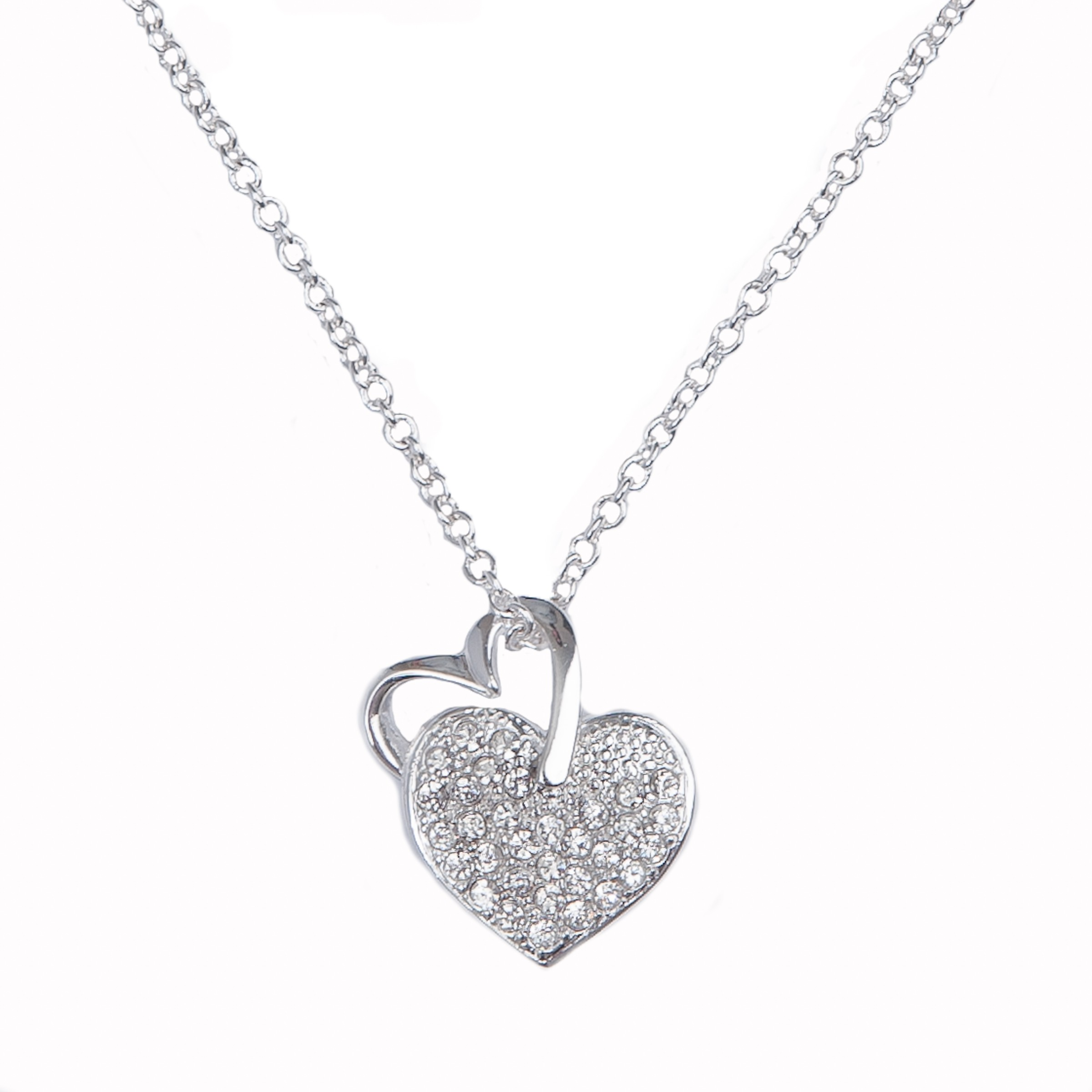 Isabella Heart Necklace
