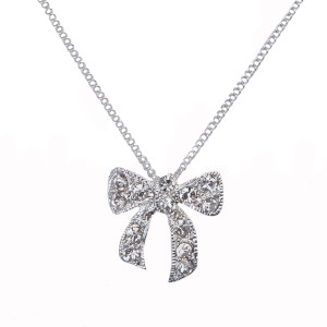 Tienna Bow Necklace
